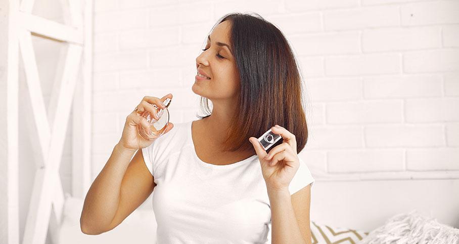 Parfymer svårare att köpa än andra produkter